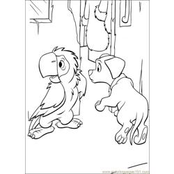 102 Dalmatians Coloring Pages 40