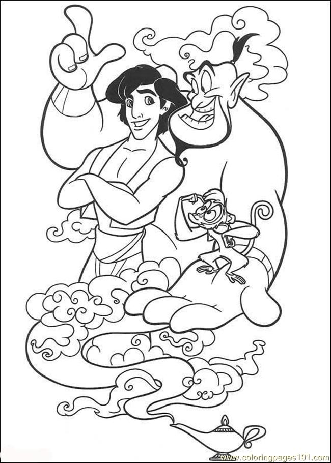 Coloring Coloring Page