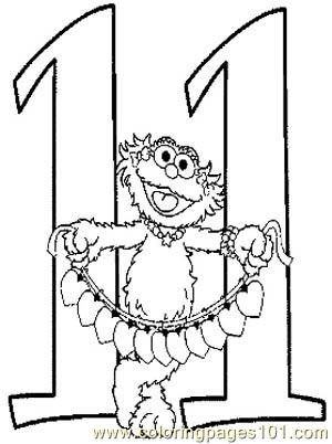 zoe coloring pages - photo#15