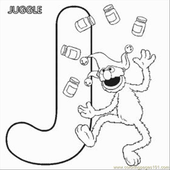 Alphabet Coloring Pagesmed Coloring Page