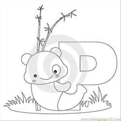 P Coloring Page Thumb9999327