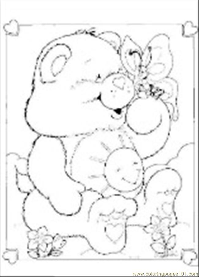 Andy.pandy2 Coloring Page
