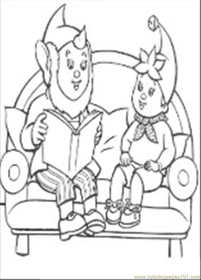 Andy.pandy4 Coloring Page