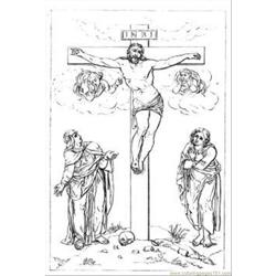 Good Friday 1 Coloring Page