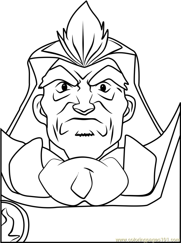 voltaire hiwatari beyblade coloring page - free beyblade coloring ... - Beyblade Printable Coloring Pages