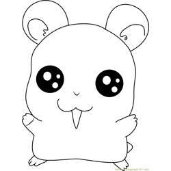 Big Eye Hamtaro