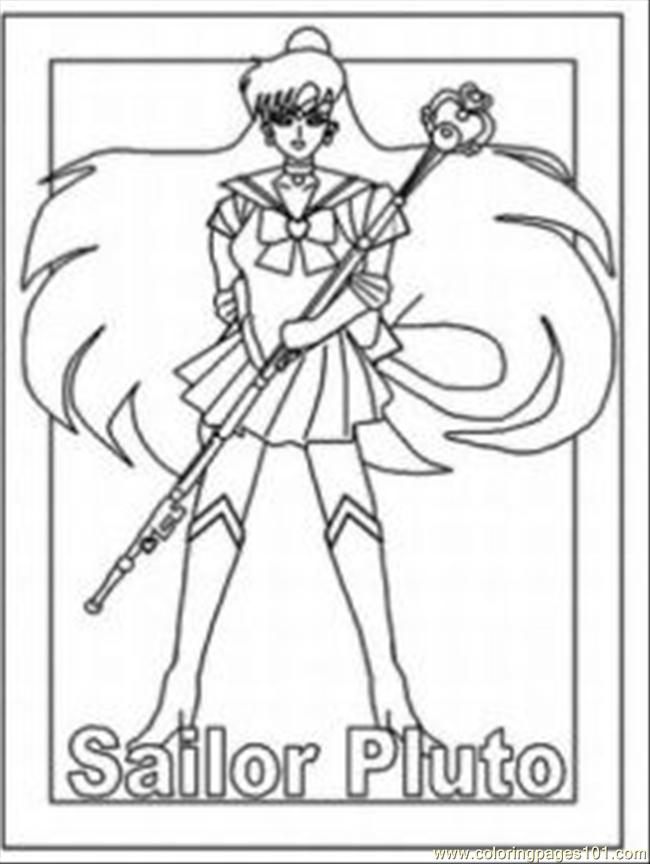 Character Coloring Pages Med Coloring Page For Kids - Free Anime Printable  Coloring Pages Online For Kids - ColoringPages101.com Coloring Pages For  Kids