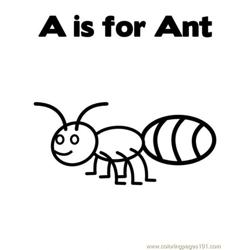A-is-for-ant