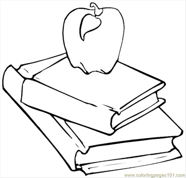 90 Colbooksapple Coloring Page