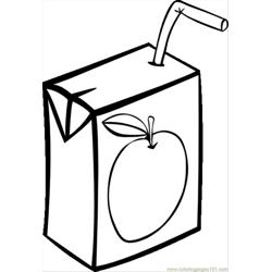 Apple Juice Box Bw.svg.hi