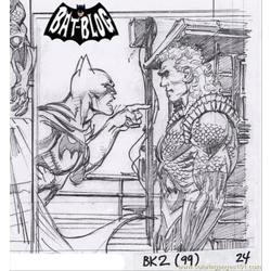 Neal Adams Batman Aquaman