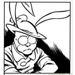 Arthur 1 coloring page