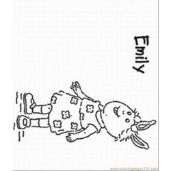 Arthur Coloring Pages 1 Med