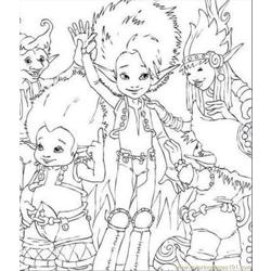 The Minimoys Coloring Pages
