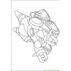 Astro Boy 15 M Free Coloring Page for Kids
