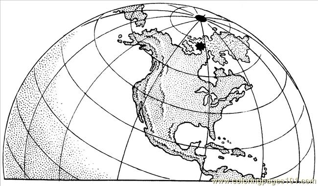 S Photo Magnetic Pole Dl16020 Coloring Page