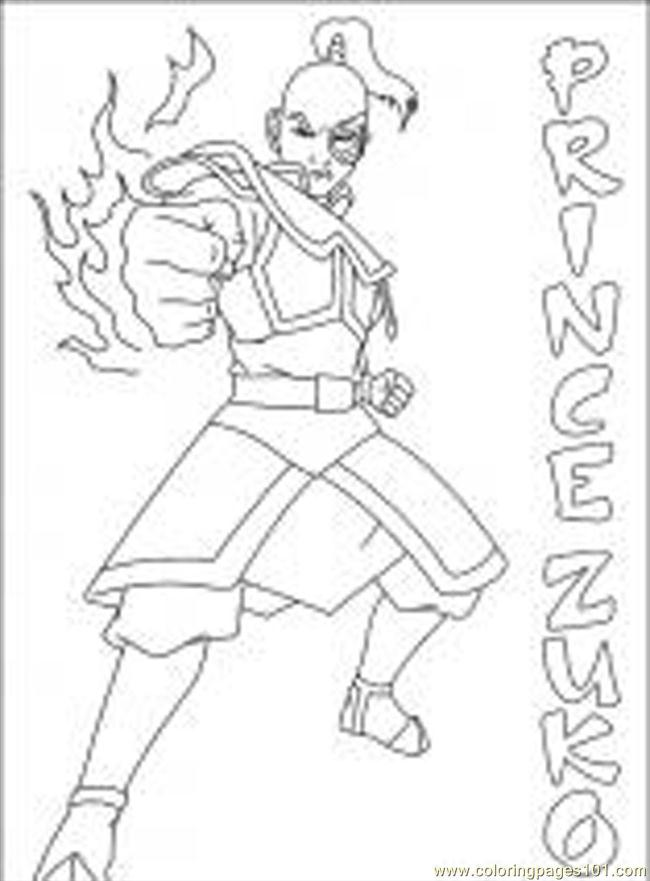 Avatar 21 M Coloring Page For Kids Free Avatar The Last Airbender Printable Coloring Pages Online For Kids Coloringpages101 Com Coloring Pages For Kids