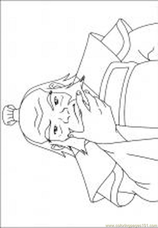 Avatar 34 M Coloring Page Free