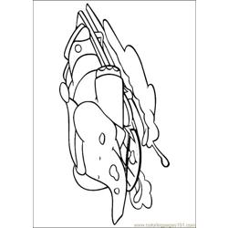 Babar Coloring Pages 008