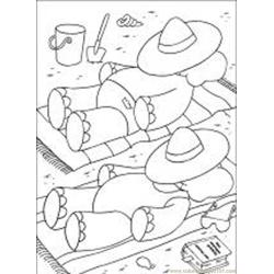 Babar19 M coloring page