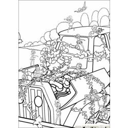 Coloring Barbie Thumbelina 026 Free Coloring Page for Kids