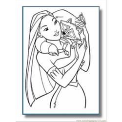 38 Princess Coloring Pages05 Free Coloring Page for Kids