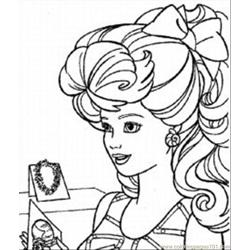 65 D Princess Coloring Pages Med