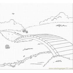 Barney Coloring Pages 8 Med