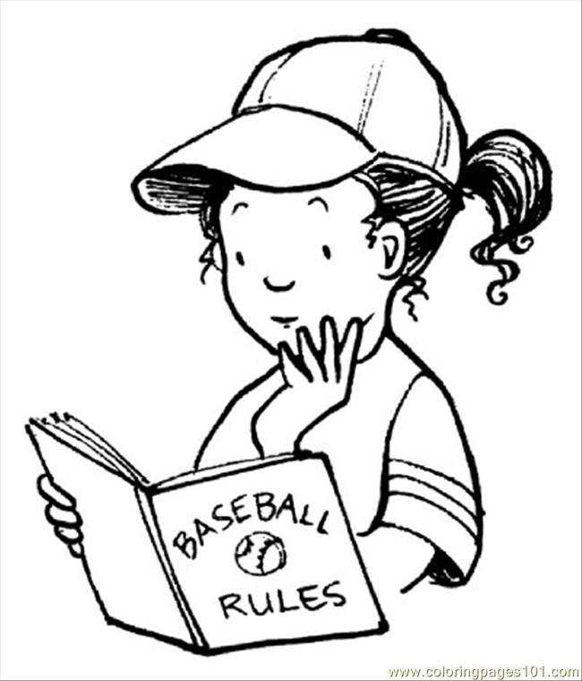 baseball activities 2 jpg coloring page - Coloring Activities 2