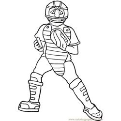 Baseball 4 Coloring Pages 7 Com