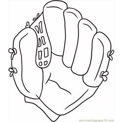 Draw A Baseball Glove Step 4