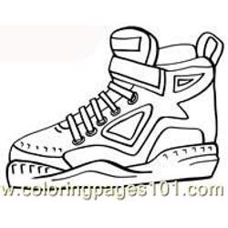 Basketball Coloring Pages 05
