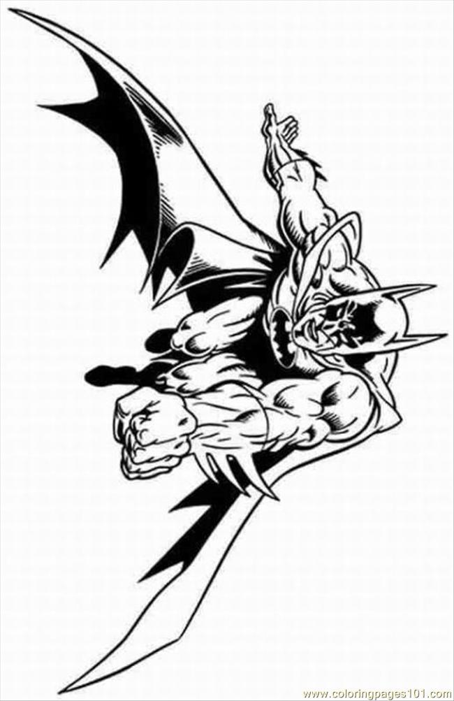 Atman Coloring Book Pages Lrg Coloring Page