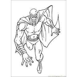 X Men Coloring Pages 002