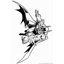 Atman Coloring Book Pages Lrg
