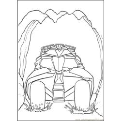 Batman Coloring Pages 111