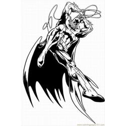Batman Coloring Pages 1 Lrg