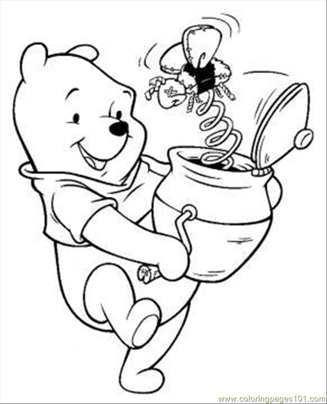 Oh And Bee Doll Coloring Page Coloring Page