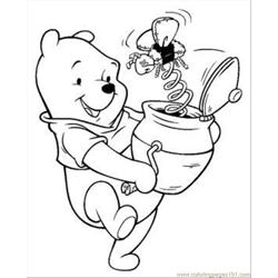 Oh And Bee Doll Coloring Page
