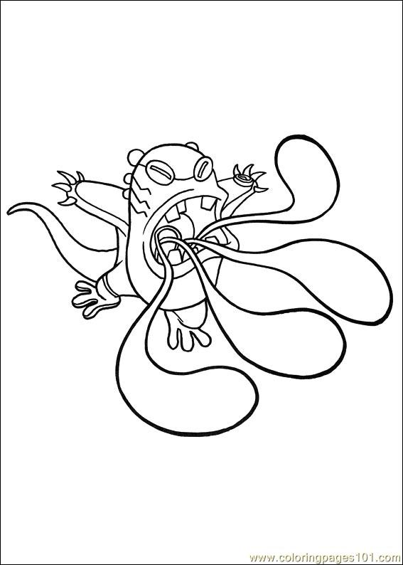 Ben 10 29 Coloring Page