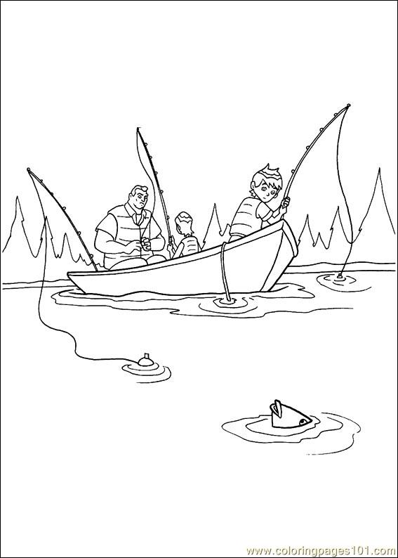 Ben10 37 Coloring Page
