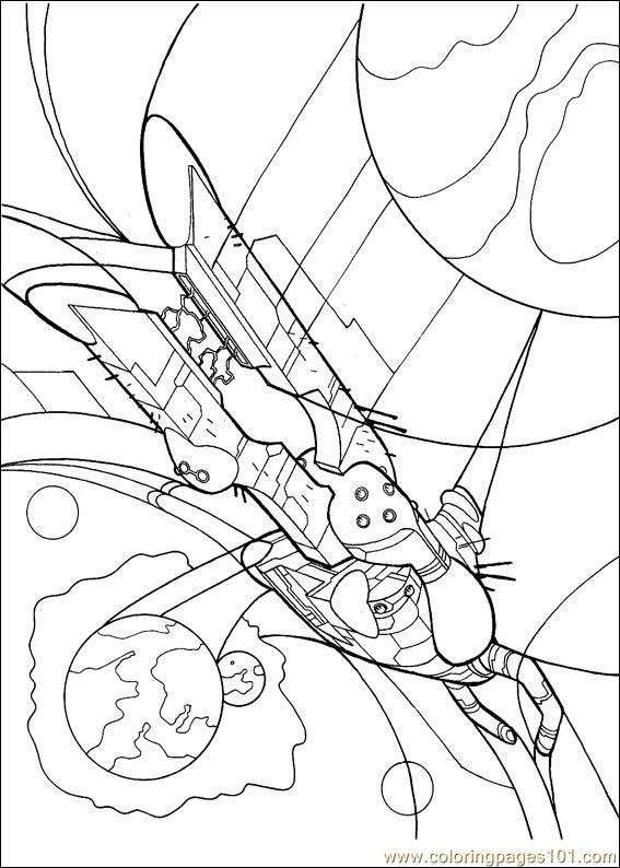 Ben10 66 Coloring Page Free Ben 10 Coloring Pages