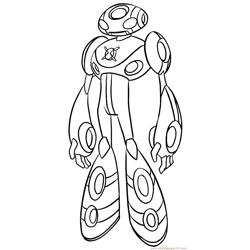 Ultimate Echo coloring page