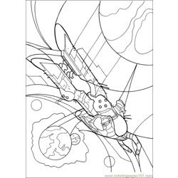 Ben10 66 Free Coloring Page for Kids