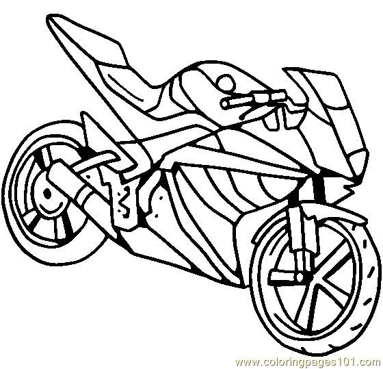 yamaha coloring pages - photo#29