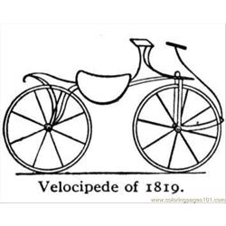 Old Velocipede