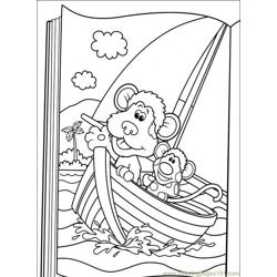 Blues Clues 45 coloring page
