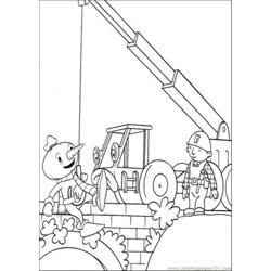 D Bob And Lofty Coloring Page
