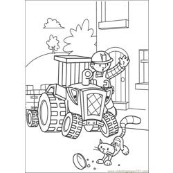 He Builder Coloring Pages 002
