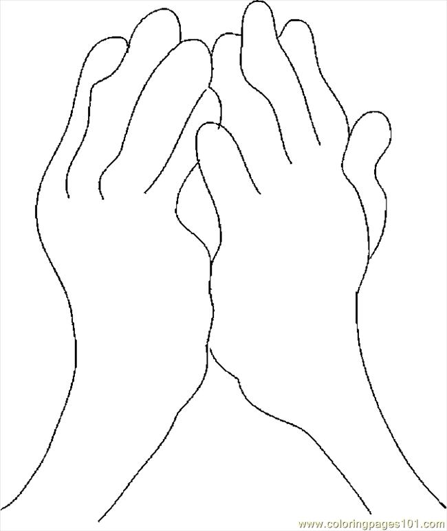 Covering Coloring Page